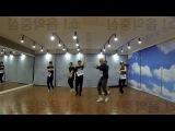 EXO - Growl [Dance Practice] (Отзеркалено)