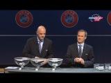 Лига Чемпионов 2012-13 / Жеребьевка раунда плей-офф / Eurosport2