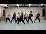 'Turn Me On' David Guetta ft. Nicki Minaj choreography by Jasmine Meakin (Mega Jam) - YouTube
